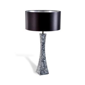 Michel Table Lamp - Gray