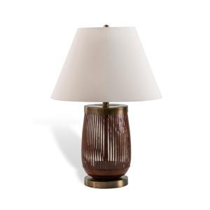 Barnet Table Lamp - Tan