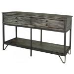 Moro Sofa Table w/ 2 Drawer