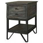 Moro Chairside Table w/ 1 Drawer
