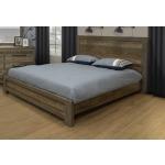 Loft Brown Queen Bed