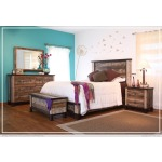966 Antique Bedroom Set