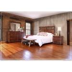 Parota Queen Size 6 Piece Bedroom Set