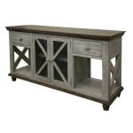 Florence Gray Sofa Table