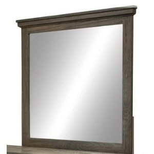 Palencia Mirror - Parota wood