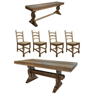 Marquez 6PC Counter Height Dining Set