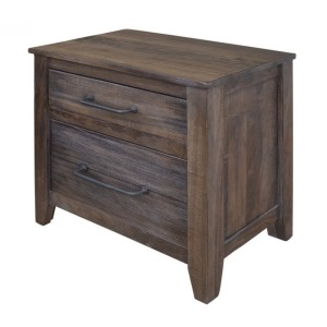 San Luis 2 Drawer Nightstand
