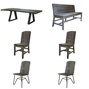 Moro 6PC Dining Set