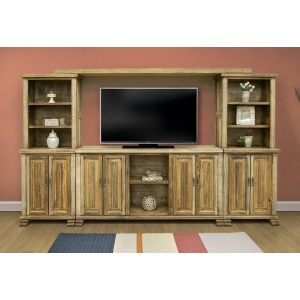 Marquez 4 PC Entertainment Wall Unit