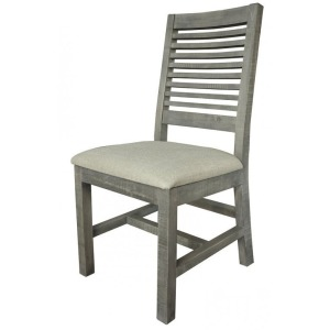 Stone William Ladderback Side Chair