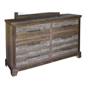 Santa Clara 6 Drawer Dresser