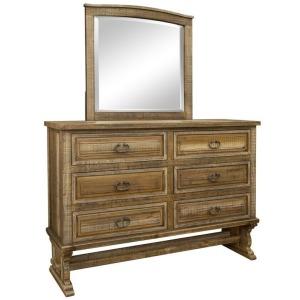 Marquez Dresser & Mirror