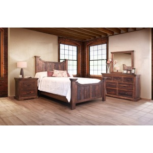 Maderia Queen Bed