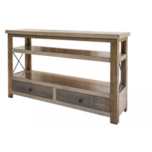 Andaluz 2 Drawers Sofa Table