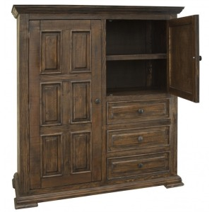 Terra 3 Drawer, 2 Door Gentleman´s Chest