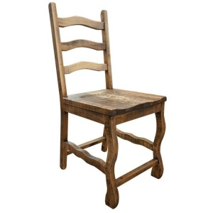 "Marquez 24"" Wooden Barstool"