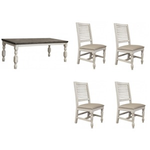 Stone 5 PC Dining Set