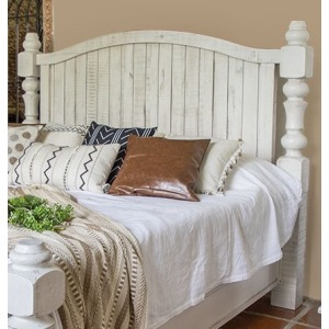 Rock Valley King Headboard