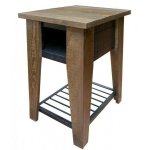 Agave Chair Side Table