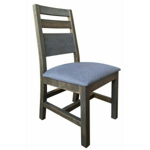Antique Gray Chair