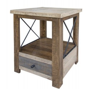 ANDALUZ END TABLE