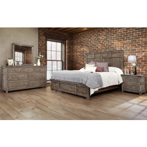 San Angelo 4 PC King Bedroom Set