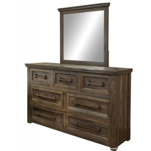 Palencia Dresser & Mirror