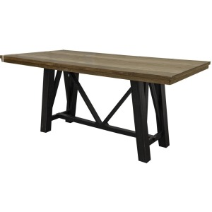Loft Brown Counter Table