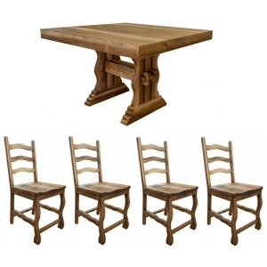 Marquez 5 PC Counter Height Dining Set