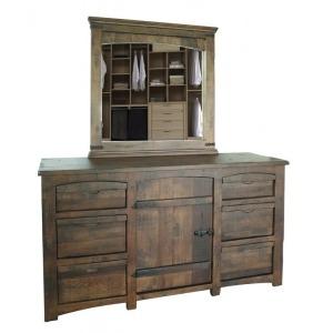 Mezcal Dresser & Mirror