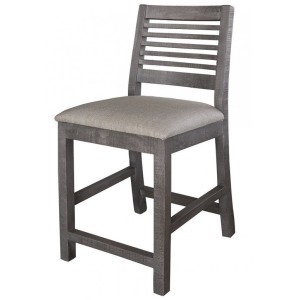 "Ladder Back 24"" Barstool"