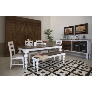 Rock Valley 6 PC Dining Set