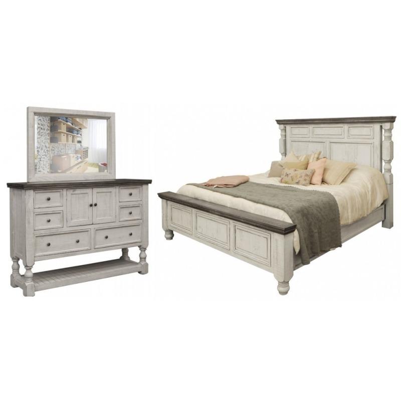 Stone 3 Pc Queen Bedroom Set By, Queen Bedroom Set With Mattress