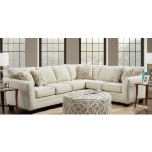 London 2PC Sectional