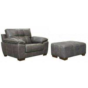 Hudson Chair 1/2 & Ottoman