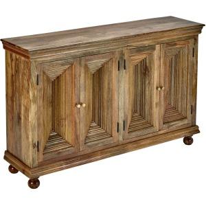 Kernis 4 Door Sideboard/Cabinet
