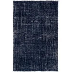 Rebecca Limon Blue Rug - 5' x 8'