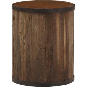 Reclaimed Accent Stool