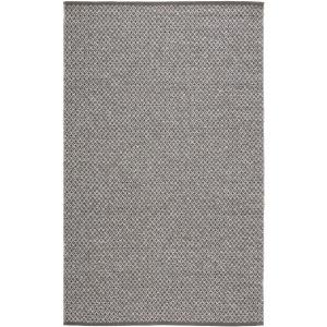 "Nirvana Foster Indoor/ Outdoor Trellis Gray/ White Area Rug (8'10""X11'9"")"