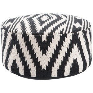 Traditions Made Modern Pouf