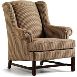 � Alexander Tight Back Wing Chair