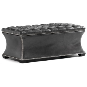 Dare Tufted Storage Ottoman
