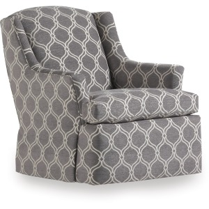 � Cagney Tight Back Swivel Glider