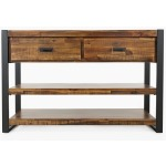 Loftworks Sofa Table with Drawers