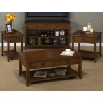 Mission Oak Occasional Table Group