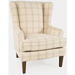 Lacroix Accent Chair - Parchment