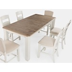 Dana Point 5-Piece Counter Height Table and Chair Set