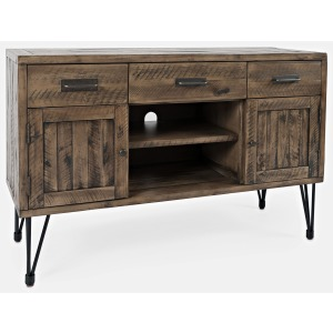 """Blackstone 50"""" 3-Drawer and 2-Door Media Console"""