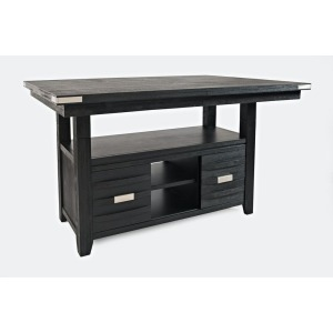 Altamonte High/Low Dining Table with Storage Base