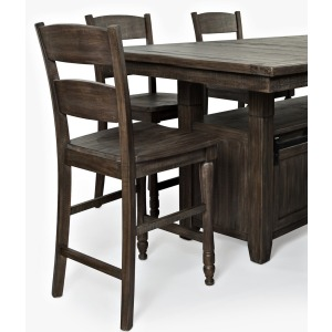 Madison County 5 PC Counter Dining Set